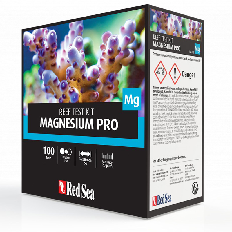 Red Sea Magnesium Pro Test Kit I007864