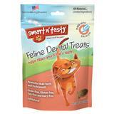 Smart n Tasty® Feline Dental Treats Salmon 2.5 oz. I007927