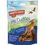 Smart n' Tasty® Little Duckies Treats Duck & Blueberry 5 oz.  I007930