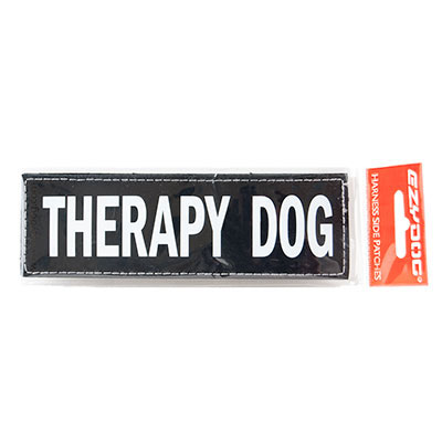 EzyDog® Convert Custom Side Badge Therapy Dog I007972