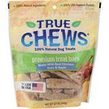 True Chews® Premium Treat Bars Dog Treats made with Real Chicken, Oats & Apple 12 oz. I008043