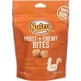 Nutro® Moist N Chewy Bites Roasted Chicken 6.5 oz. I008093