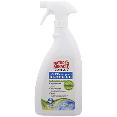 Nature's Miracle® Allergen Blocker Air & Surface Spray 32 oz. I008156