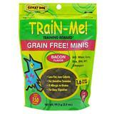 Crazy Dog® TRaiN-Me! Grain Free Mini Treats for Dogs 3.5 oz. Bacon I008162