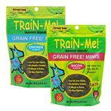 Crazy Dog® TRaiN-Me! Grain Free Mini Treats for Dogs 3.5 oz. I008162b