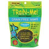 Crazy Dog® TRaiN-Me! Grain Free Mini Treats for Dogs Chicken 3.5 oz. I008163