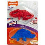 Nylabone® Dental Chew® Dino Twin Pack I008217