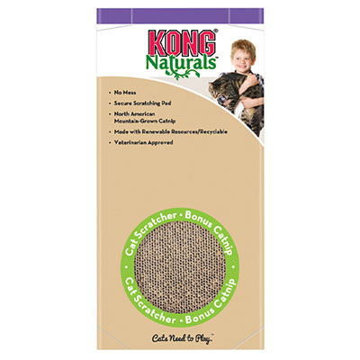 KONG® Naturals Cat Scratcher Double I008274