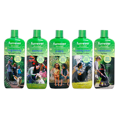 furrever devoted™ Shampoos and Conditioners for Dogs I008276b