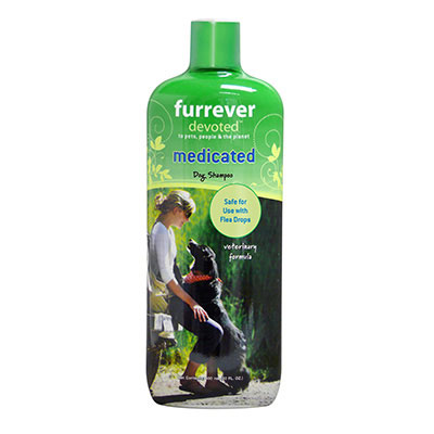 furrever devoted™ Medicated Shampoo for Dogs 16 oz. I008280