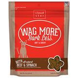 Cloud Star® Wag More Bark Less® Soft & Chewy Dog Treats with Beef and Spinach 6 oz. I008317