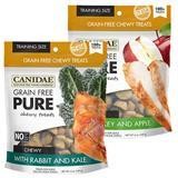 CANIDAE® Grain Free PURE Chewy Training Treats I008357b
