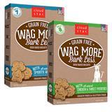 Cloud Star® Wag More Bark Less® Grain Free Oven-Baked Biscuits I008363b
