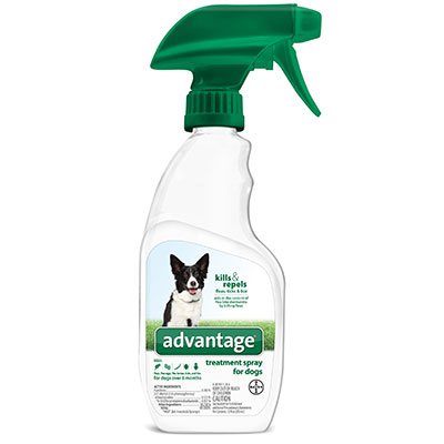 Advantage® Treatment Spray for Dogs and Puppies