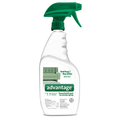 Advantage® Household Spot & Crevice Spray 24 oz. I008382