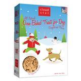 Cloud Star® Holiday Oven Baked Treats for Dogs Gingerbread Flavor 14 oz. I008644