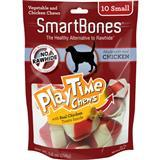 SmartBones® The Healthy Alternative to Rawhide® PlayTime Chews™ Chicken I008861b