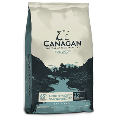 Canagan™ North Pacific Salmon Recipe Dry Dog Food I008962