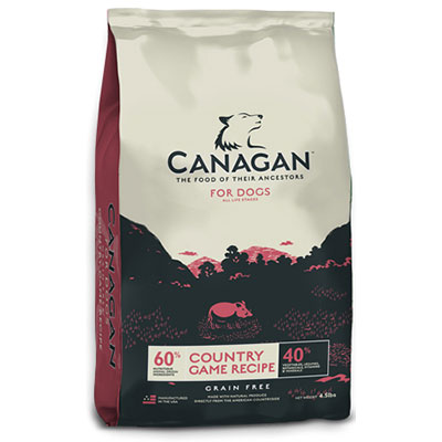 Canagan™ Country Game Recipe Dry Dog Food I008973b