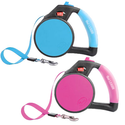 Wigzi® Retractable Gel Leash I008992b