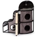Prevue Pet® Catville™ Bungalow Gray I009077