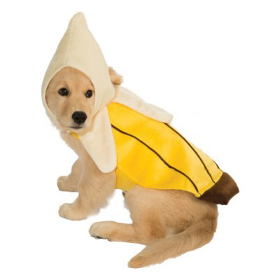 Rubie's® Pet Shop™ Boutique Banana Halloween Dog Costume I009417b