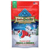 Blue Buffalo® BLUE Santa Snacks™ baked with Oatmeal & Cinnamon 8 oz. I009563