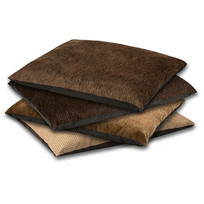 "Carpenter Co. ""Rick""  Assorted Fabric Pet Bed I009611"