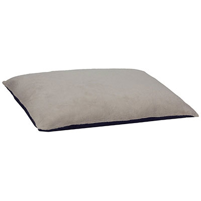 "Carpenter Co. ""Kyle"" Reversible Pet Bed Navy I009626"