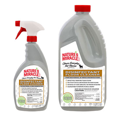Nautre's Miracle® Disinfectant Floor Cleaner I009630b