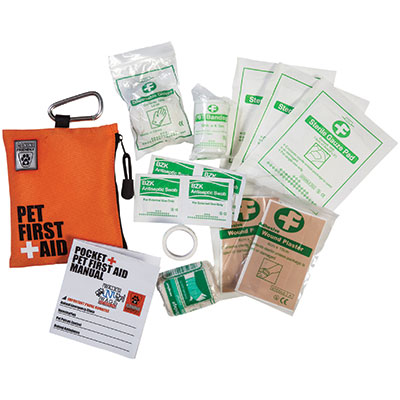 RC Pet Products Pocket Pet First Aid Kit  I009687