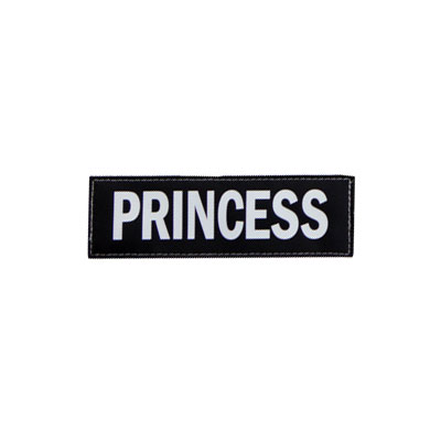 EzyDog® Convert Harness Badge Princess I009828