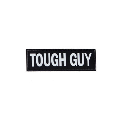 EzyDog® Convert Harness Custom Side Badge Tough Guy I009830