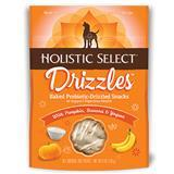 Holistic Select® Drizzles™ Baked Probiotic-Drizzled Snacks with Pumpkin, Banana & Yogurt 6 oz. I009848