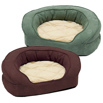 K&H™ Deluxe Ortho Bolster Dog Bed  I009886b