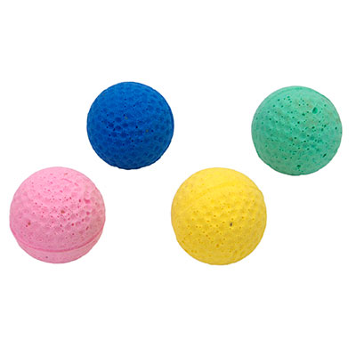 Coastal® Rascals® Sponge Ball Cat Toy I009962