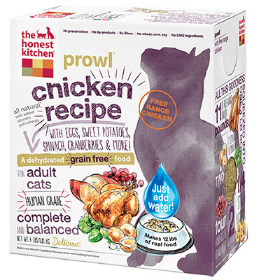 The Honest Kitchen® Prowl® Chicken Grain Free Recipe 2 lb.  I010315