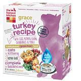 The Honest Kitchen® Grace® Turkey Grain Free Recipe 2 lb. Cat Food I010316