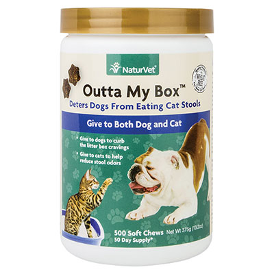 NaturVet® Outta My Box™ Cat Box Deterrent I010542