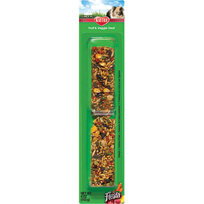 Kaytee® Fiesta® Guinea Pig Fruit & Veggie Treat Stick 4 Oz.  Z07185955604