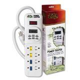 Zilla™ 24/7 Digital Timer Power Center Z09631668026