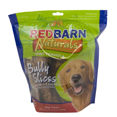 RedBarn® Naturals™ Bully Slices Dog Treat  9 oz