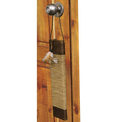 Ware® Seagrass Door Scratcher with Feathers Z79161110991
