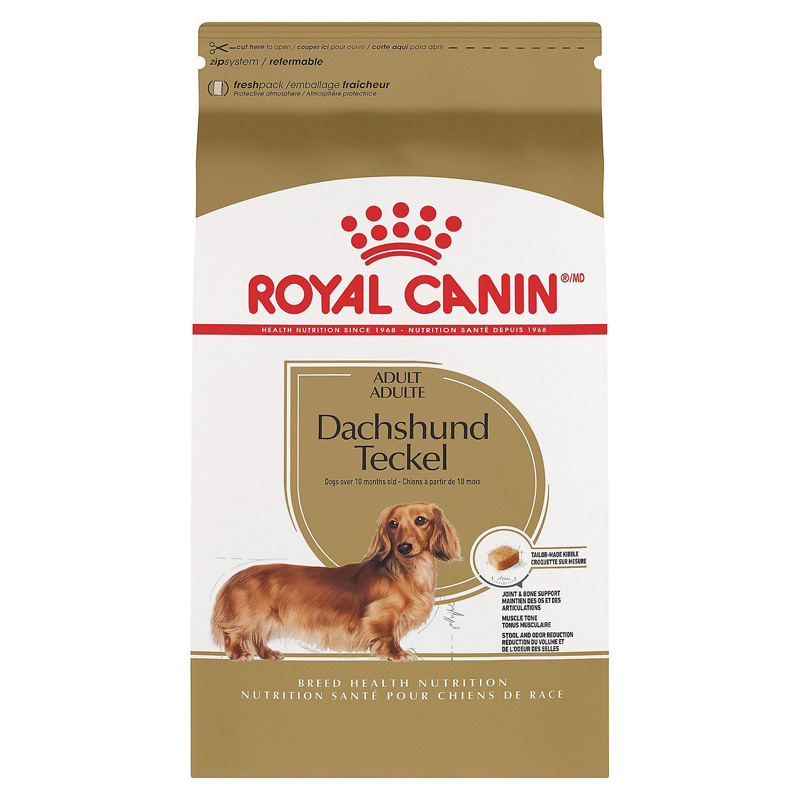 Royal Canin® Dachshund 28™ Dog Kibble 112019b
