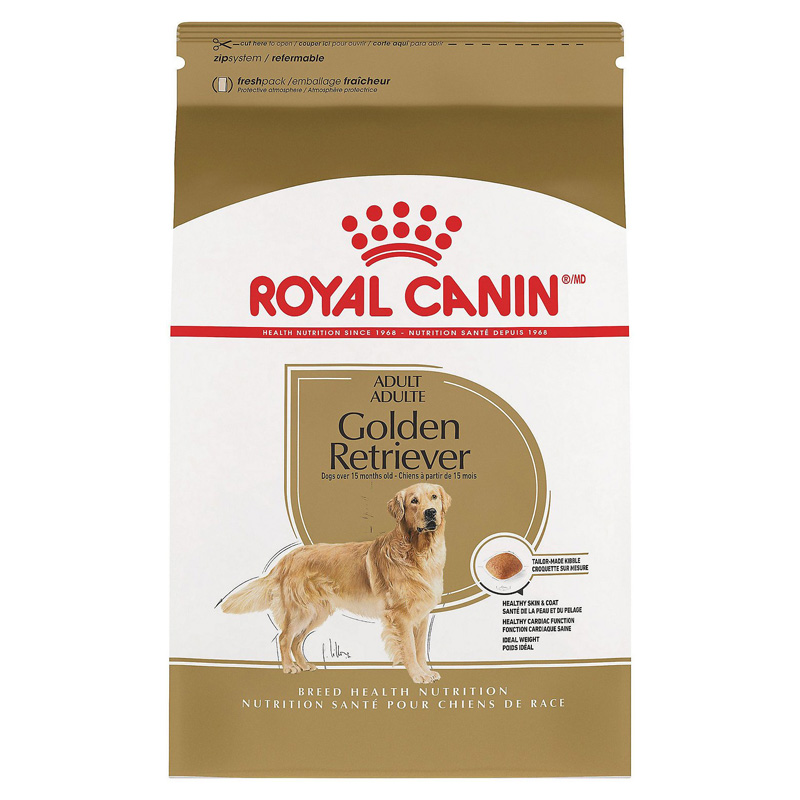 Royal Canin® Golden Retriever 25™ Dog Food 30 lbs. 112036