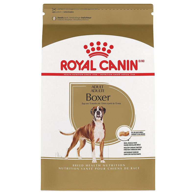 Royal Canin™ Boxer 26™ Dog Food 33 lbs. 112037
