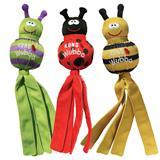 KONG® Wubba Bugs Dog Toy I015228b