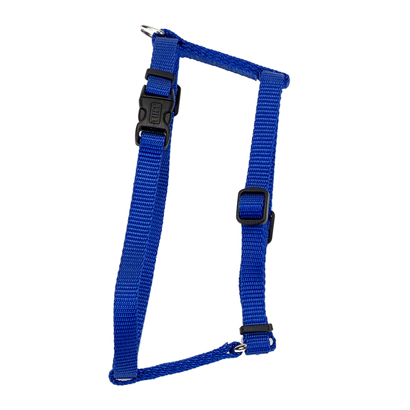 Coastal Adjustable Comfort Wrap Blue Harness 162016