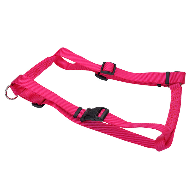 Coastal Adjustable Comfort Wrap Pink Flamingo Harness 1680112b