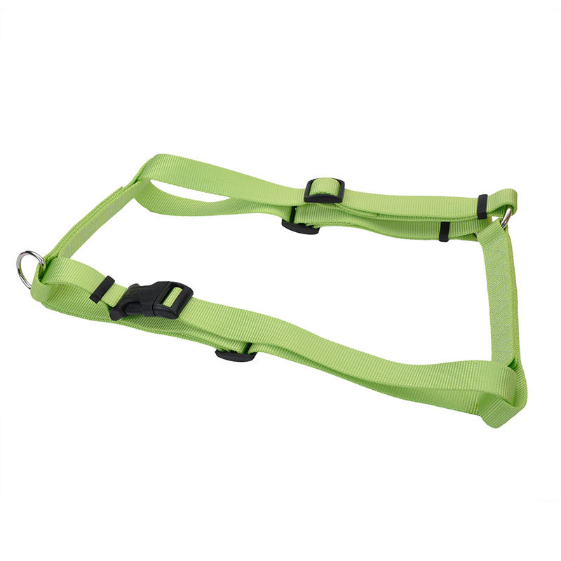 Coastal Adjustable Comfort Wrap Lime Harness 1680114b